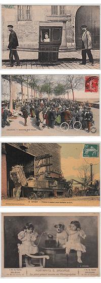 Cartes postale