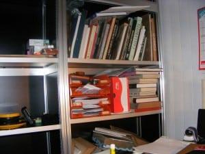 exemple de débarras de livres à Saint Cloud
